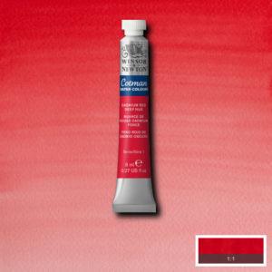 Acquerelli Cotman Winsor&Newton tubo 8 ml Rosso di Cadmio Scuro imitazione (098)