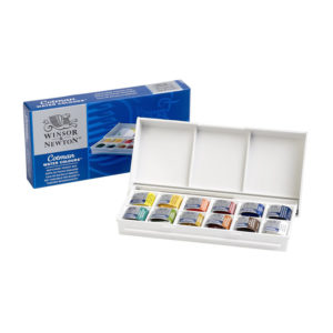 Winsor&Newton Cotman Sketcher's Pocket Box 12 1/2 godet