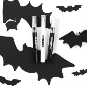 Snazaroo Monochrome Brush Pen Pack – set da 3