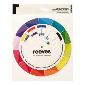 Reeves Ruota Per Colori Acquerello