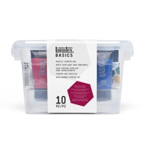 acrilici box liquitex