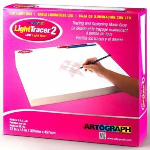 Artograph – Piano Luminoso Light Tracer 2 – 305mmx457mm