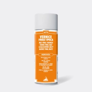 MAIMERI VERNICE FINALE OPACA SPRAY 400ml