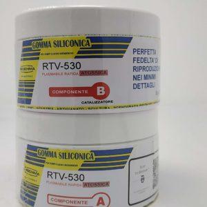 Prochima Gomma Siliconica Rtv-530- plasmabile – pennellabile