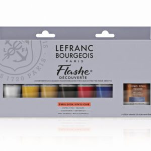 SET ACRILICI FLASHE 6X20ML