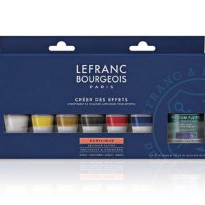 Lefranc & Bourgeois set acrilico fine