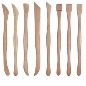 Stecche in legno – 20cm