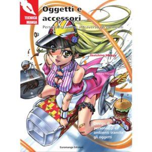 Oggetti e accessori – Tecnica manga