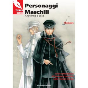 Personaggi maschili – Tecniche manga