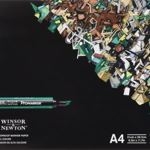 Album per promarker 50 fogli – Winsor and Newton