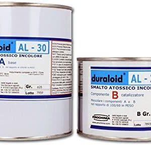 Duraloid trasparente AL-30 PROCHIMA 1Kg