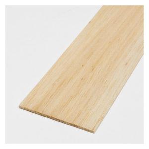 Fasce di balsa – lunghezza standard 100 cm