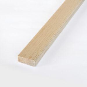 Listelli in tiglio rettangolari – lunghezza standard 100 cm