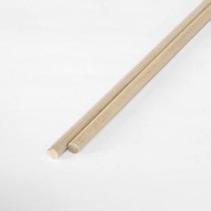 Tondini in tiglio – lunghezza standard 100 cm