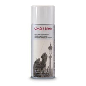 Contè fissativo spray per matite carboncini e pastelli