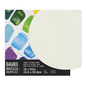 Album Liquitex per acrilici 300gr A3 – 29,7×42 cm – 12 fogli