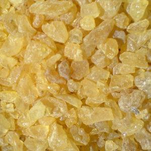 Gomma Sandracca in scaglie – barattolo da 250 gr