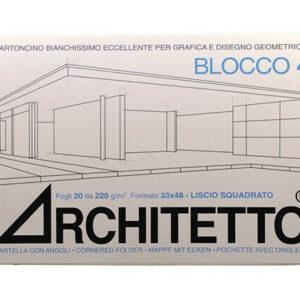 Album Architetto 33×48 – da 20 fogli