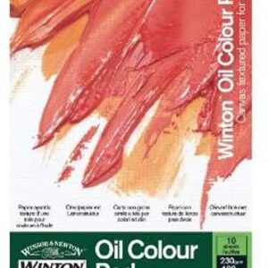 Album A3 per colori ad olio Winsor and Newton
