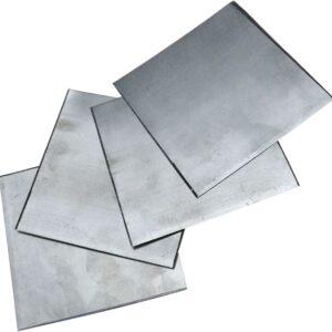 Lastre di zinco per incisione – grezze o lucidate varie misure