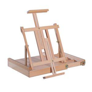 Cassetta – cavalletto da tavolo in legno – Tintoretto