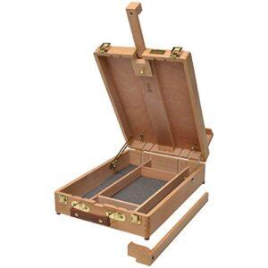 Cassetta – cavalletto da tavolo in legno 27×37,8  – Colart