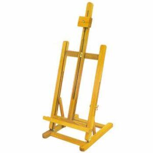 Cavalletto da Tavolo in legno – Varde table easel