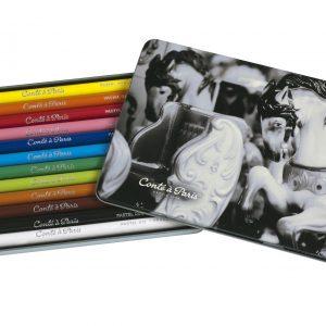 Contè a Paris – set matite pastello colorate